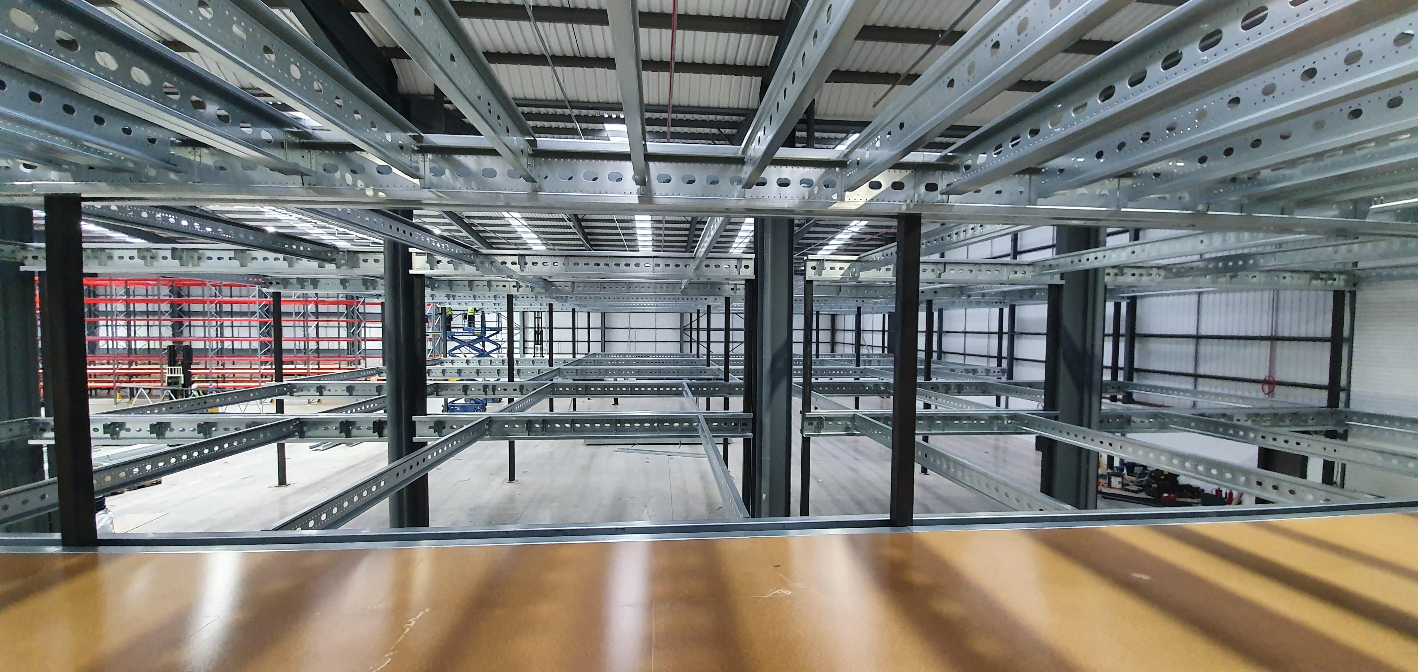 Mezzanine company | John Scott Works