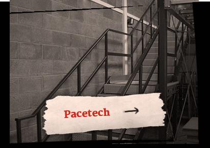 Pacetech button